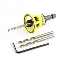 CLEVER TOOL Pre-Drilling & Countersinking Tool