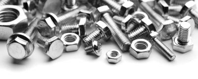 Bolts, Nuts & Washers